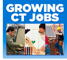 Growing CT Jobs