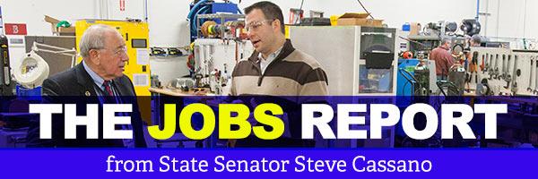 News from State Senator Steve Cassano