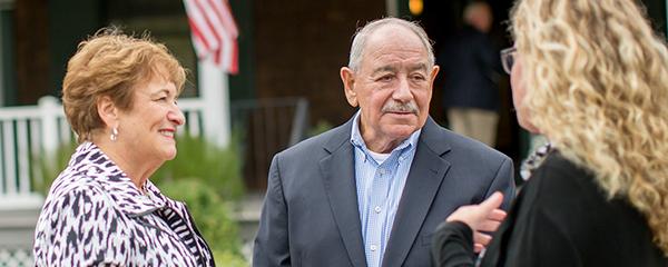 Photo of Senator Steve Cassano.