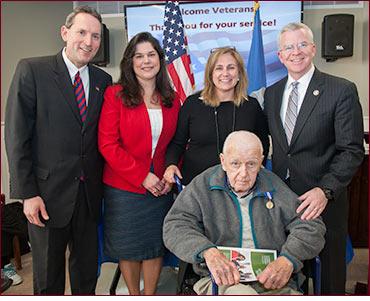 Middletown veterans ceremony