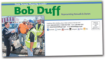 Senator Duff 2015 Newsletter