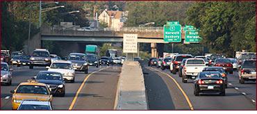 I-95 in Norwalk