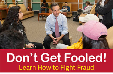 Don't Be Fooled! Learn how to fight fraud and scams