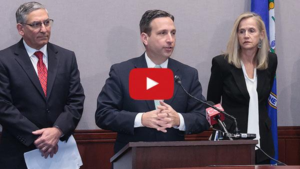 Video of Senator Duff
