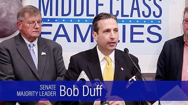Video of Senator Duff.