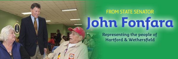 News from State Senator John Fonfara
