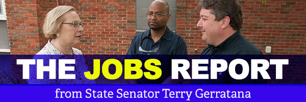 News from State Senator Terry Gerratana