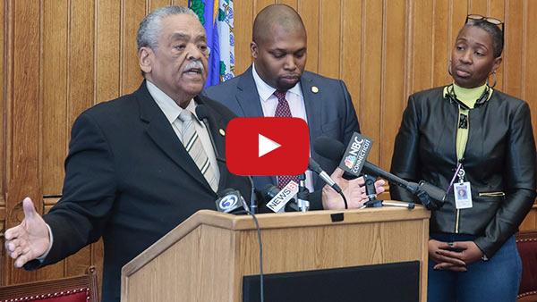 Video of Senator Gomes