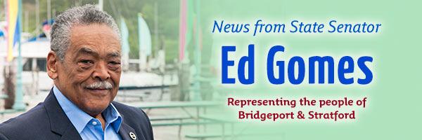 News from State Senator Ed Gomes