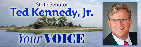 News from State Senator Ted Kennedy, Jr.