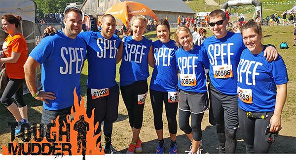 SPEF Mudder team.
