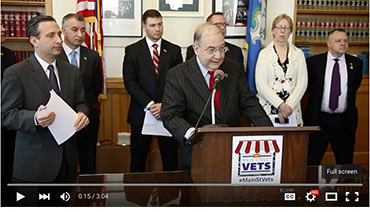 Vets small business video