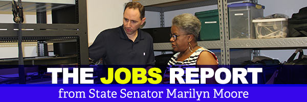 News from State Senator Marilyn Moore