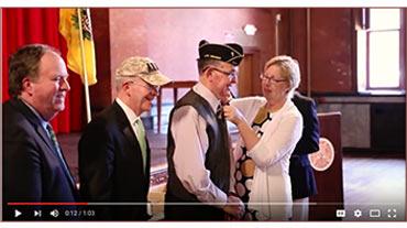 VIDEO: Norwich Veterans