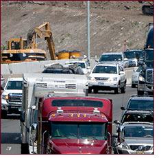 traffic construction