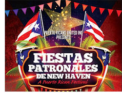 Fiestas Patronales de New Haven