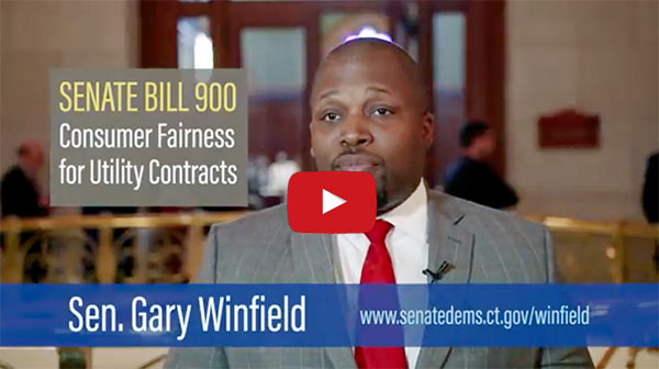 Video of Senator Winfield.