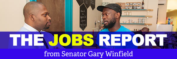 State Senator Gary Winfield: Your Voice