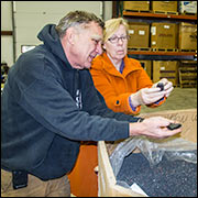 Senator Osten tours Marlborough business