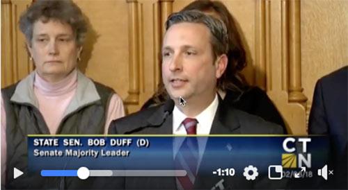 VIDEO: Democratic Values Agenda