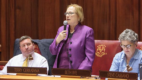 Senator Gerratana.