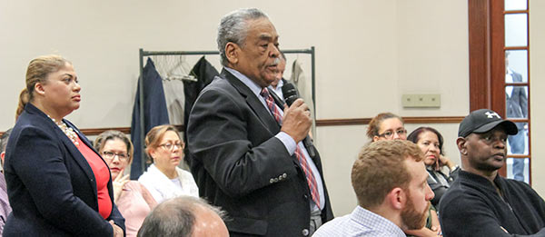 Senator Gomes speaks out.