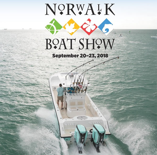 Norwalk Boat Show.