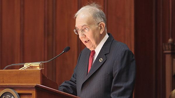 Senator Looney.