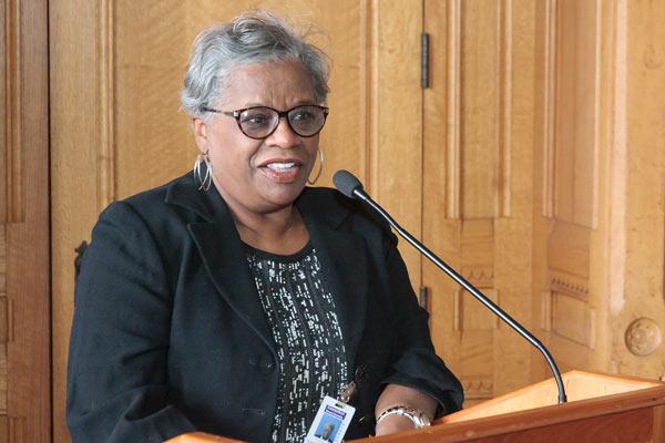 Senator Moore